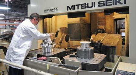 MITSUI SEIKI HU63A HMC